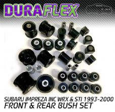 SUBARU IMPREZA INC WRX & STI 1993-2000 FRONT & REAR BUSH SET